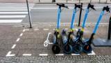 200 miejsc do parkowania elektrycznych hulajnóg w Gdańsku. Ograniczenie prędkości na terenie Głównego Miasta
