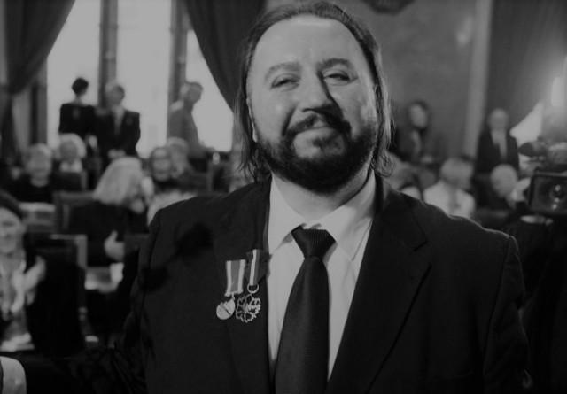 Aktor zmarł w krakowskim szpitalu 20 października