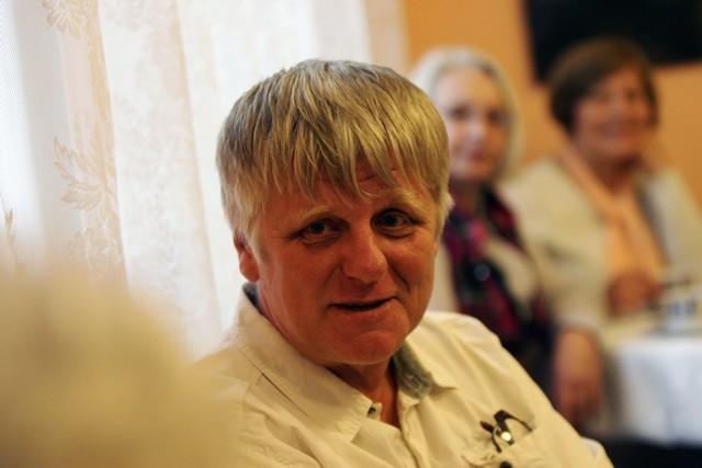 Legniczanie znani i lubiani, spotkanie z Wojciechem Obremskim.