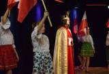 Zielona Góra. Zespół Perła z Ukrainy piosenką świętuje odzyskanie przez Polskę niepodległości [ZDJĘCIA]