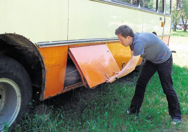 Właściciel nie jest zainteresowany losem autobusu, więc pojazd musi przejąć magistrat