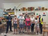 Policjanci uczyli podopiecznych Warsztatów Terapii Zajęciowej udzielania pierwszej pomocy