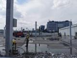 Trwa rozbiórka Praktikera przy A4 w Katowicach. Będzie biurowiec firmy Skanska. Projekt to wciąż tajemnica. Możliwe, że robi go Medusa