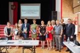 Uczniowie Szkoły Podstawowej w Strzegocicach z nagrodami burmistrz Pilzna