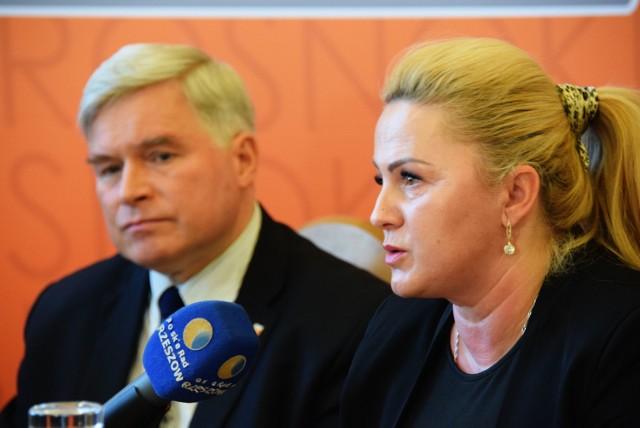 Prezydent Krosna i wójt Miejsca Piastowego zawarli porozumienie dotyczące zmiany granic
