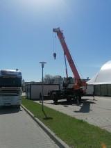 Rozpoczęły się prace przy budowie hali sportowej