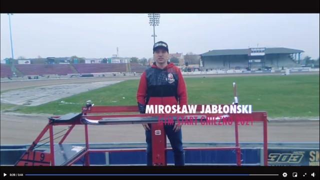 Mirosław Jabłoński wraca do Startu Gniezno na sezon 2021