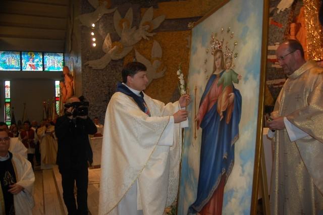 Ustanowienie Sanktuarium NMP Wspomożenia Wiernych w Rumi