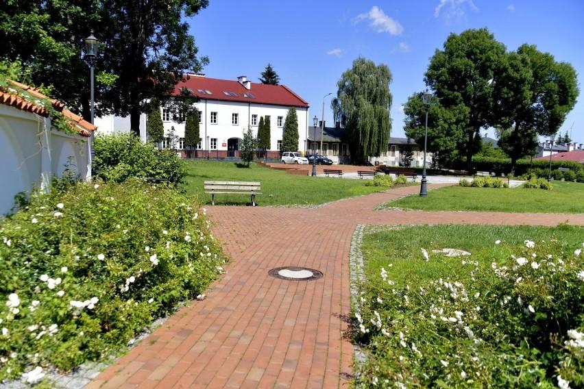Stare miasto to najstarsza dzielnica Radomia. Na terenie...