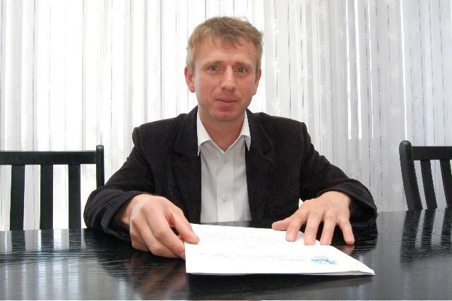 Witold Ossowski,  burmistrz Brus w 2009 roku zarobił więcej. Udało mu się też więcej zaoszczędzić