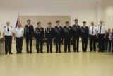 Wybrano nowe władze Ochotniczej Straży Pożarnej w Zdunach. Najaktywniejszych strażaków odznaczono [ZDJĘCIA]