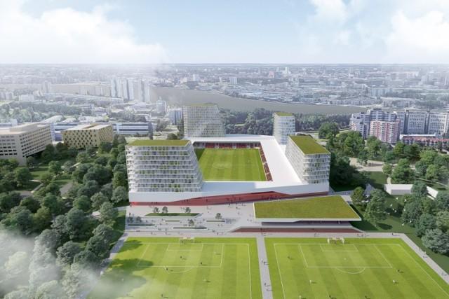 Budzisz się po popołudniowej drzemce, idziesz zaczerpnąć powietrza na balkon, a tymczasem pod nim trwa... mecz w lidze holenderskiej. To nie jeszcze jeden sen, ale całkiem realna wizja.   W środę klub Excelsior Rotterdam przedstawił projekt rozbudowy istniejącego obiektu. Jego pojemność ma wzrosnąć z 4400 miejsc do 6500. Ale nie to jest najciekawsze. Plan zakłada bowiem powstanie dwóch wysokich budynków, w których mieściłoby się 400 mieszkań oraz pomieszczeń biurowych.   Excelsior chce w ten sposób wygenerować dochód niezwiązany z piłką nożną. Dzięki niemu finanse klubu w przyszłych latach byłyby jeszcze solidniejsze.   Zgodę na rozbudowę musi wydać jeszcze rada miasta. Sygnały w tej sprawie są pozytywne. Jest spora szansa na to, że pierwsze prace na stadionie rozpoczną się w 2022 roku.   Excelsior Rotterdam występuje na zapleczu Eredivisie. W tym sezonie zajął siódme miejsce.