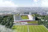 Stadion z mieszkaniami? Nietypowy pomysł rozbudowy obiektu Excelsioru Rotterdam [ZDJĘCIA]