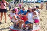 Żnin. Tak wygląda nowy plac zabaw przy Szkole Podstawowej nr 5. Oto relacja z otwarcia i festynu na powitanie lata 2021 [zdjęcia, wideo]