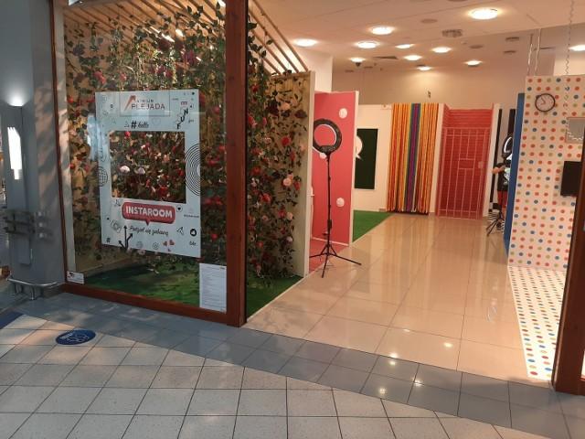W Atrium Plejadzie w Bytomiu działa strefa dla miłośników selfie. Zobacz zdjęcia >>>