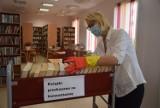 Książki na kwarantannie, czyli bezpieczne czytelnictwo w filii nr 3 MBP w Tychach