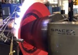 Zobaczcie, jak dysze rakiet Falcon 9 uzyskują swój kształt