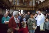 Pruszcz Gdański: Wierni poświęcili pokarmy w kościele pw. Podwyższenia Krzyża Świętego [ZDJĘCIA]