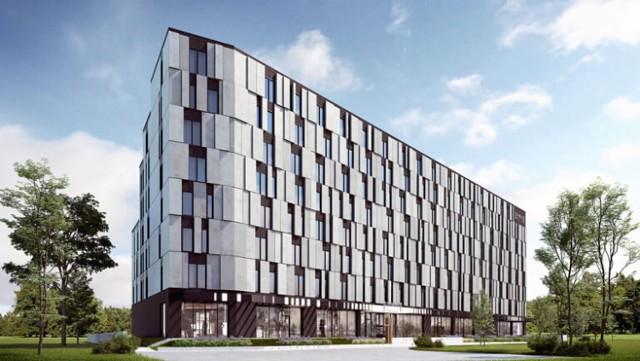 Na Ursynowie powstaje hotel Staybridge Suites