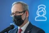 Niedzielski: Zmieniają się priorytety walki z pandemią