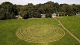 Tajemnicze kręgi pojawiły się na krakowskich Błoniach! Kto je stworzył?