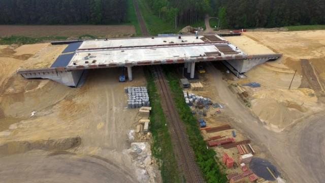 Budowa S5 na odcinku Radomicko - Leszno Południe