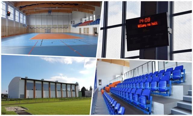 22 września w Kobylance wielkie oficjalne otwarcie hali sportowej