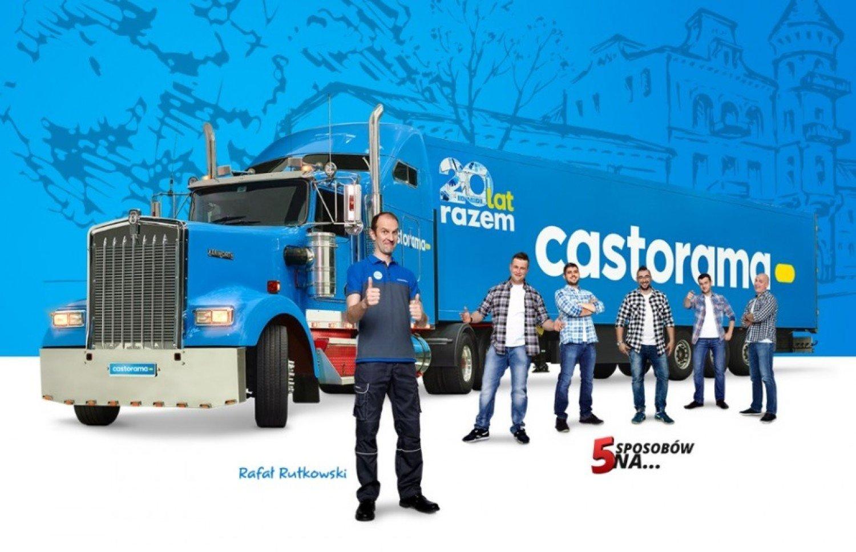 Castorama Tour Urodzinowa Impreza Na Rynku Wielkim W