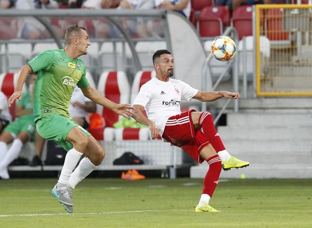 Pewne zwycięstwo ŁKS Łódź w meczu z Wartą Poznań