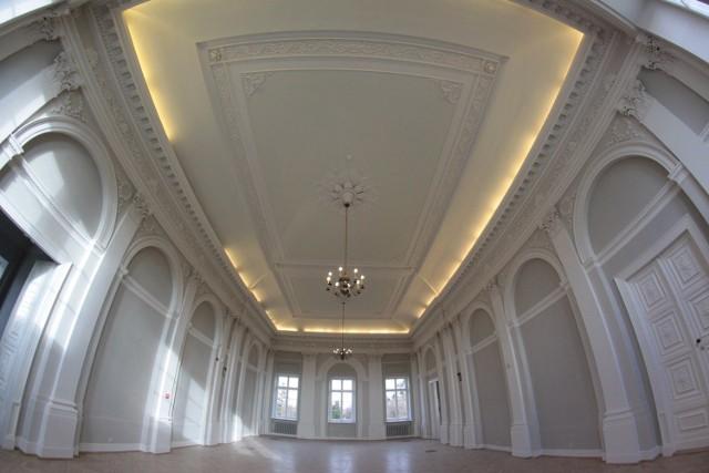 Sale pałacu Czartoryskich po remoncie