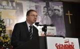 44. rocznica Grudnia '70 w Gdańsku. Prezes IPN wręczył Krzyże Wolności i Solidarności [ZDJĘCIA]