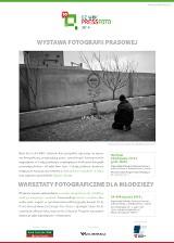 Warsztaty fotograficzne na BZ WBK Press Foto 2014 w Poznaniu