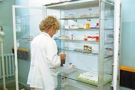 W byłej przychodni Huty Katowice wszystkie badania i zabiegi odbywają się bez przeszkód.