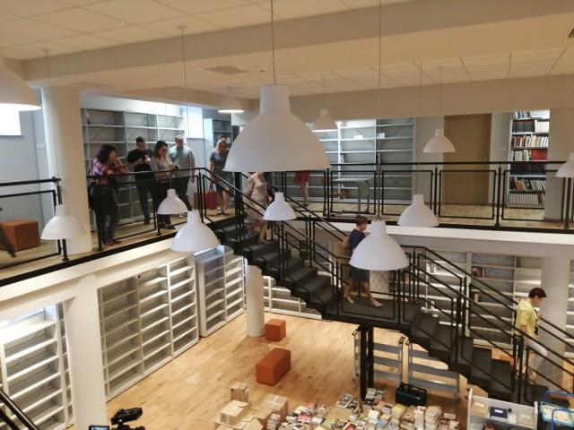 Otwarcie Ostrowieckiego Browaru Kultury zaplanowano na połowę września. Odwiedziliśmy wnętrza inwestycji Miejskiego Centrum Kultury w Ostrowcu na finiszu prac. Jak wygląda - zobacz na kolejnych slajdach>>>
