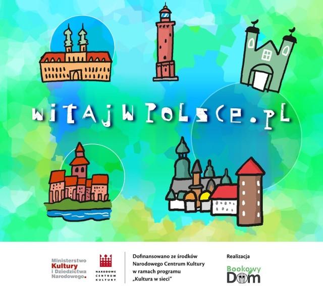 """Pomysłodawcą przewodnika kulturalnego """"Witaj w Polsce"""" jest krakowska fundacja Bookowy Dom"""