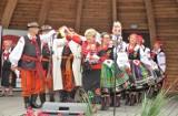 Skierniewicki Zespół Ustronie wystąpił w Busku Zdroju jako gość specjalny ZDJĘCIA
