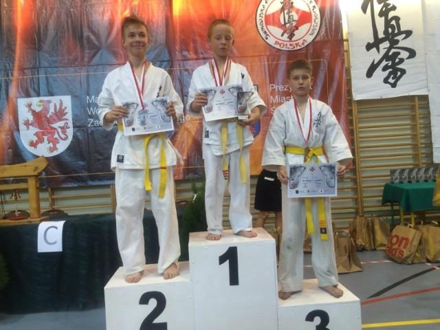 Karatecy DKK zaprezentowali swoje umiejętności w Świnoujściu. Zwiedzili też miasto