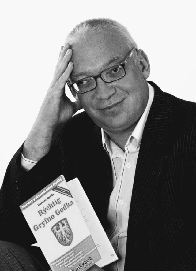 Dariusz Dyrda (1964-2021)
