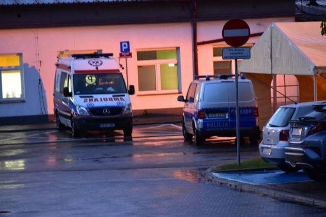 """W szpitalu w Krośnie Odrzańskim """"przyłapano"""" lekarza na dyżurze, który znajdował się pod wpływem alkoholu."""