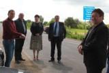 Zakończono remont drogi powiatowej na odcinku Janowiec-Ławeczko Stare