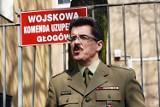 Ppłk Piotr Mielniczuk, były wieloletni dowódca WKU Głogów, zakończył służbę wojskową
