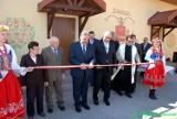 Uroczyste otwarcie Kącika Turystyczno-Rekreacyjnego w Zawadzie Piaski gmina Baruchowo [zdjęcia]