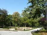 Jesienny park Słowackiego w Pabianicach ZDJĘCIA