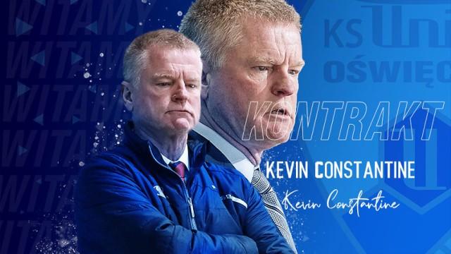 Kevin Constantine, szkoleniowiec z przeszłością w NHL, poprowadzi Re-Plast Unię Oświęcim, hokejowych wicemistrzów Polski
