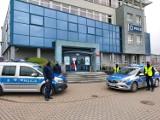 Policjanci ze Zduńskiej Woli oddali hołd koledze zabitemu w Raciborzu