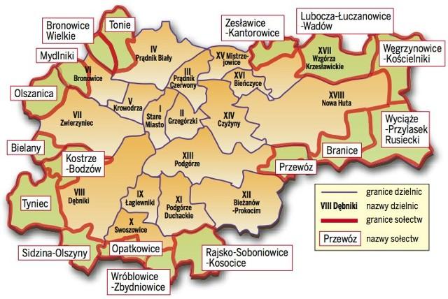 Krakow Ma Plan Na 17 Solectw W Miescie Radni Sa Podzieleni