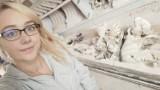 Agata Hermaszczuk z Budzynia z pasją odnawia zabytki