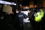 Policja podsumowuje poniedziałkowy protest w Lublinie. Wylegitymowano 43 osoby, jedna była poszukiwana
