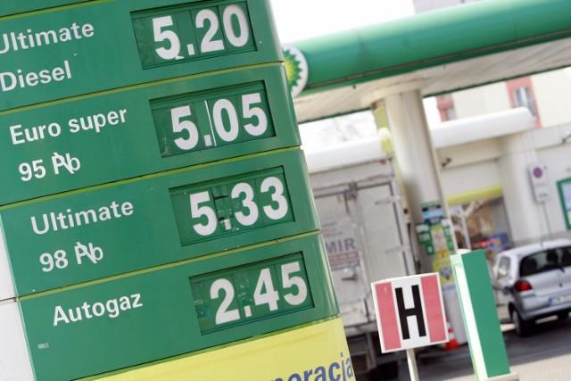 Ceny benzyny przerażają kierowców, ale będą miały też wpływ na podwyżki cen  żywności