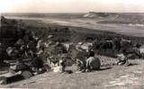 Miasto trójkąta turystycznego woj. lubelskiego. Zobacz wspaniałe panoramy Kazimierza Dolnego nad Wisłą z XX wieku
